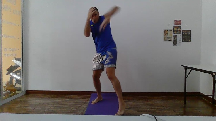 Shape Up Muay Thai Shadow Boxing Course