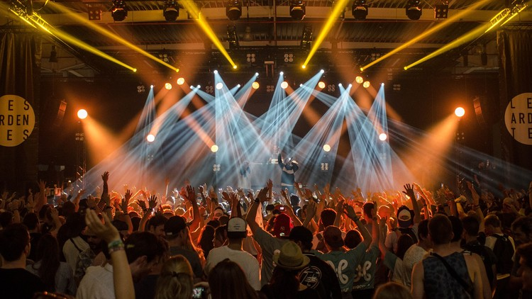 The Live & Touring Industry - The Top 4 Things You Must Know