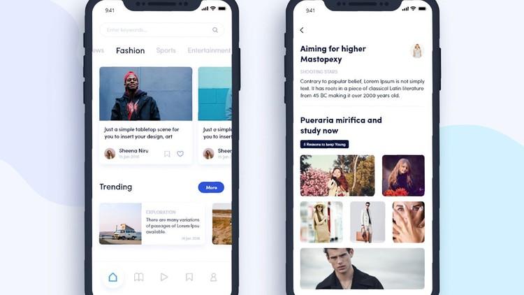 The Complete Flutter News App