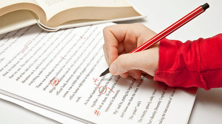 Editing and Proofreading Course: Proofread Errors Like a Pro
