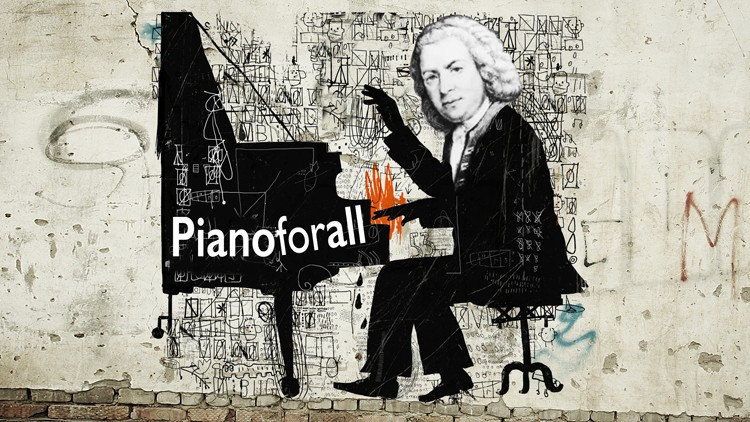 Pianoforall - 'Classics By Ear' - Bach Preludes