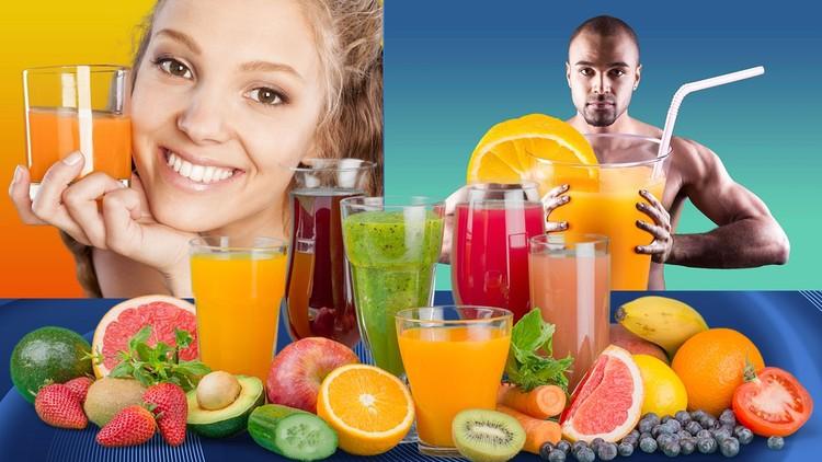 Juicing – For Health & Longevity