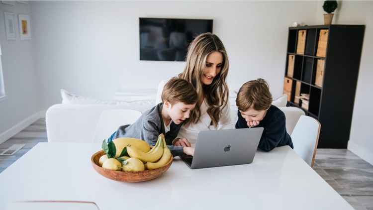 How to Work from Home with Kids During a Pandemic