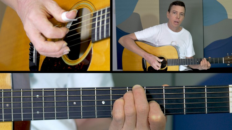 Open Tunings Fingerstyle Guitar - Open D, Open G & DADGAd