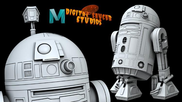 Master Hard Surface Modeling in Maya 2020