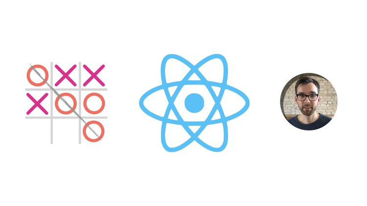 Learn React while building a Tic-tac-toe game Coupon