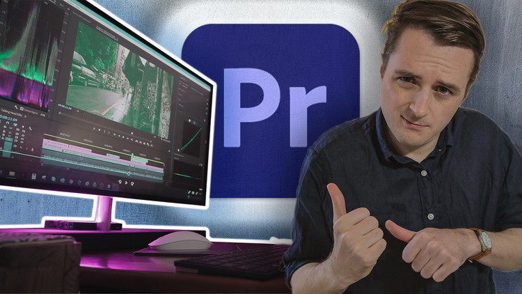 Adobe Premiere Pro CC 2020 – The Essentials of Video Editing