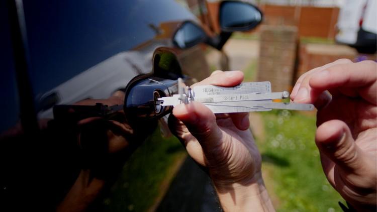 An Introduction To Automotive Locksmithing & Lishi Picking