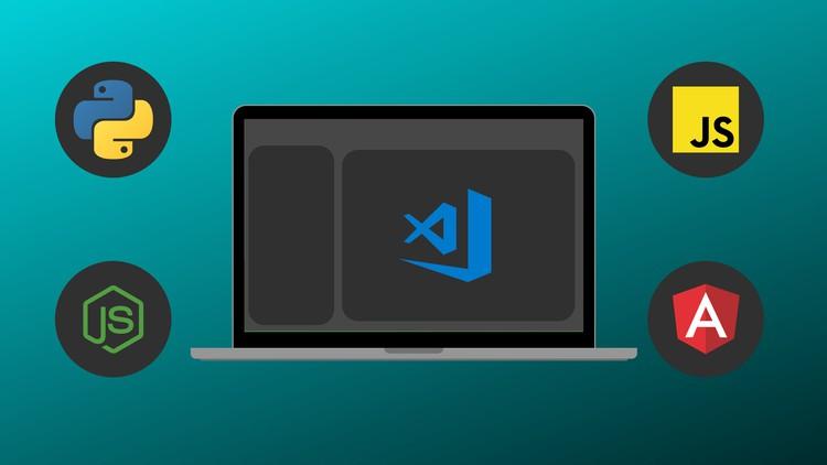 Visual Studio Code 2021:for Python| Typescript| Git| Go more