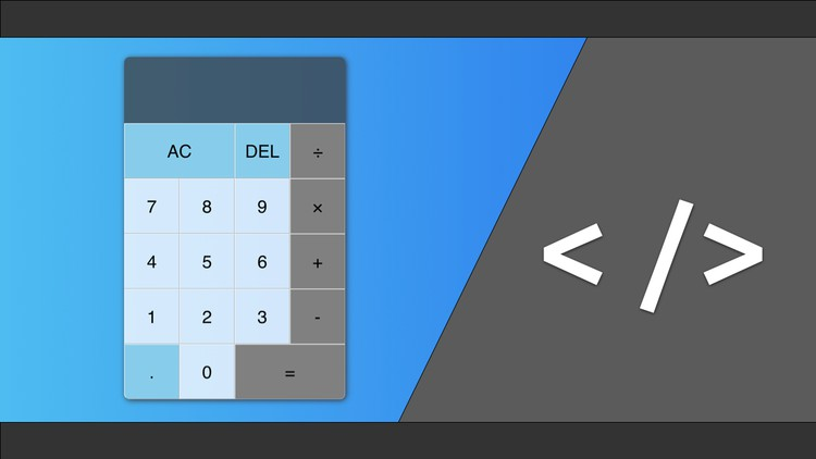 React Projects - Build a Calculator