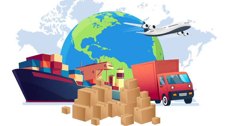 International Logistics & Transportation in Supply Chain. Coupon