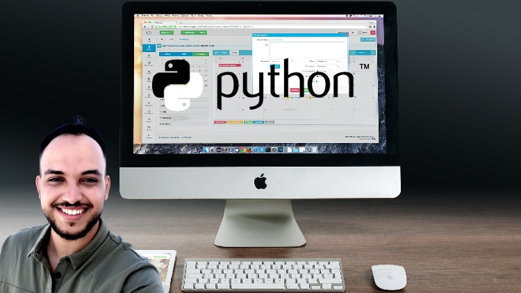 The Python Programming Comprehensive Bootcamp Coupon