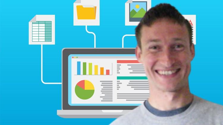 Learn Excel Power Query, Power Pivot, DAX & Power BI