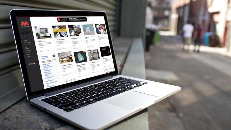 Learn The Secrets of Web Design With Invision Studio