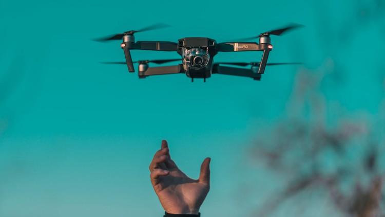 Drone Fotorafl Herhangi Bir Drone ile Pro ekim