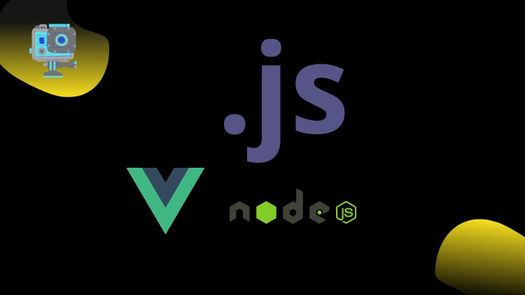 Javascript, VueJs , NodeJs.