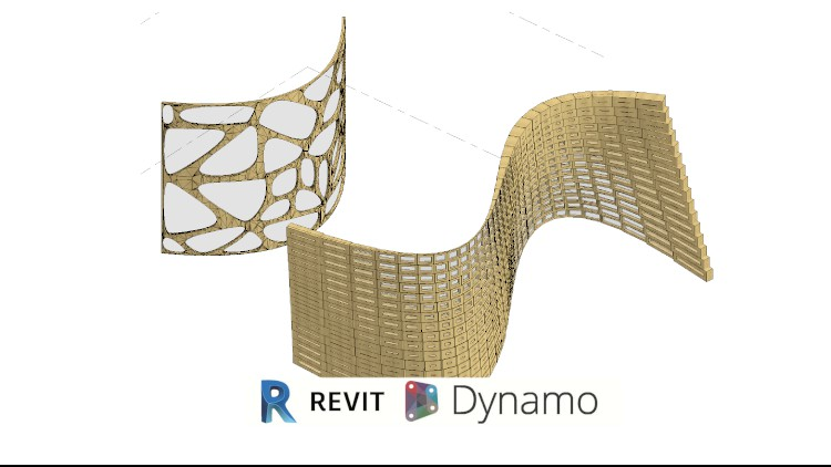 Dynamic Modeling for Facades Revit 2021 and Dynamo 2.6