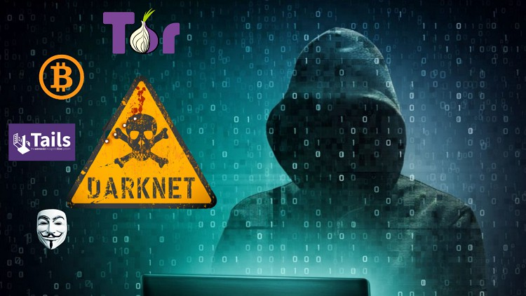 Dark Web: Complete Introduction to the Deep/Dark Web 2021