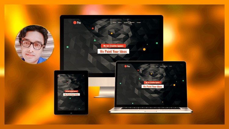 Learn PSD to WordPress : Create A++ Stunning Website