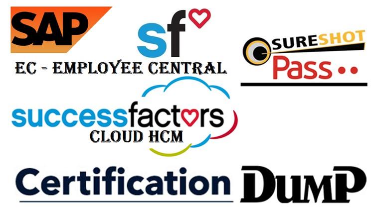 SAP Success Factors Cloud HCM Employee Central Certification