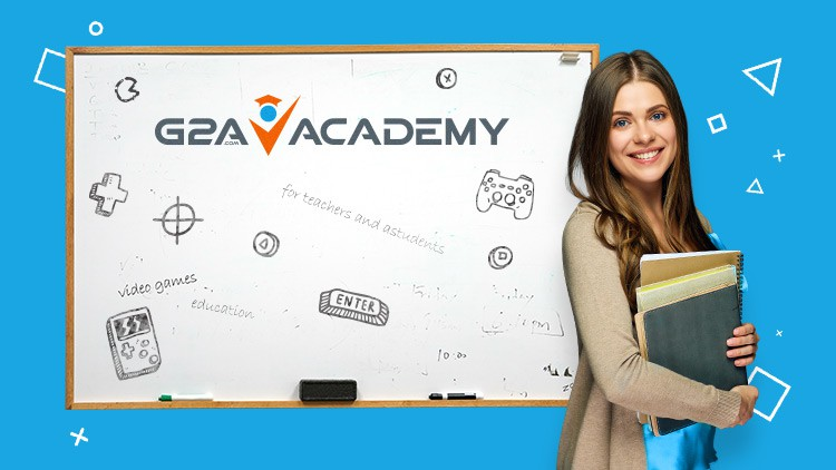 G2A Academy: Video games in education