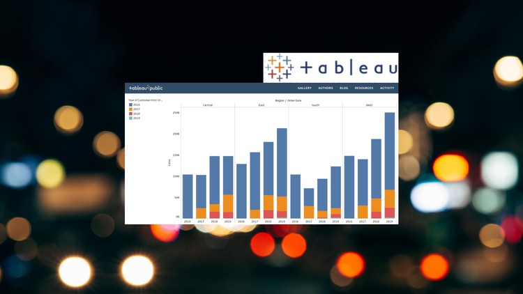 Learn Tableau & Ace the Certified Associate Exam-2021