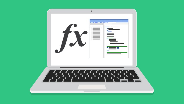 Advanced Excel Functions, Macros, and VBA Bundle