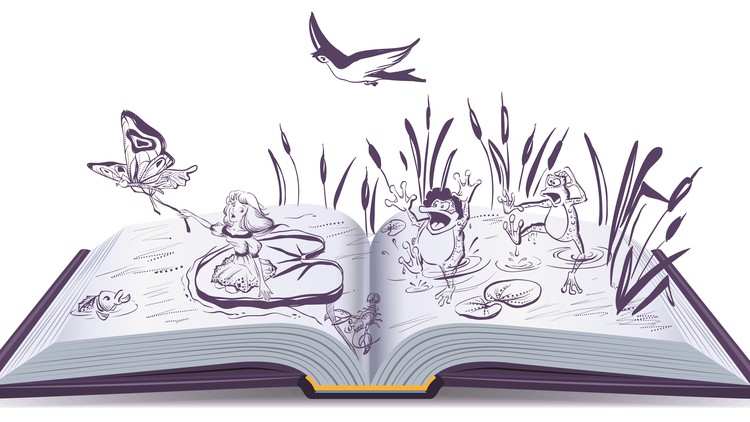 Simple Stories For Great Wisdom From a Visual Story Teller