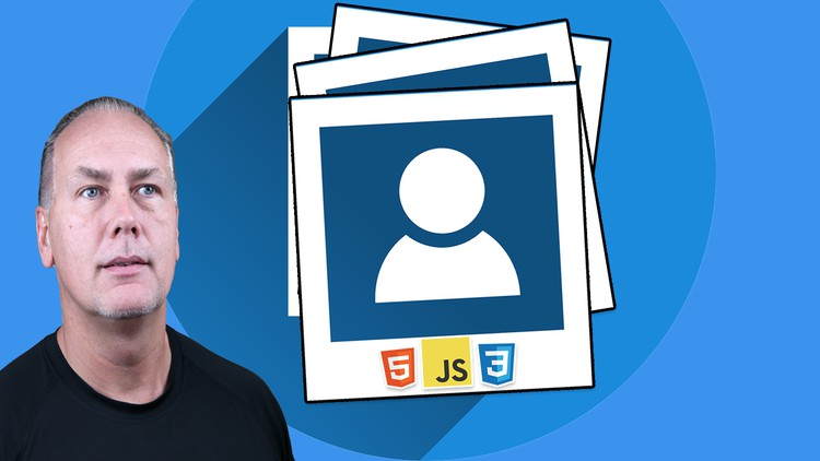 jQuery Image Slider Project JavaScript HTML CSS Carousel