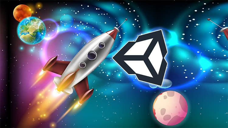 Unity Space Shooter Game Development tutorial using C#