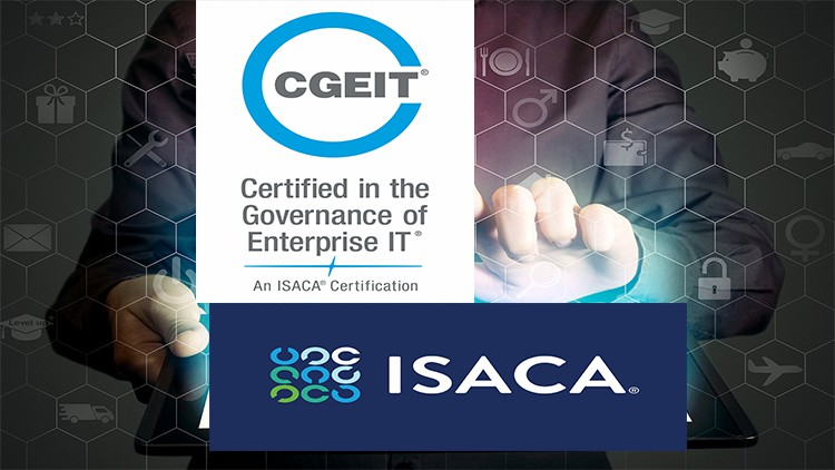 Isaca : Certified in the Governance of Enterprise IT 2021