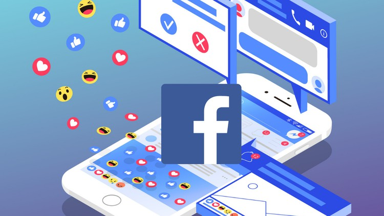 Facebook Marketing 2021 - lerne alles über Facebook