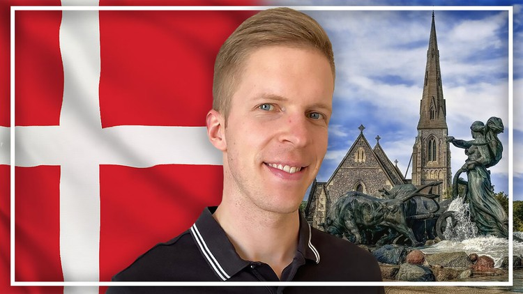 Complete Danish Course: Learn Danish for Beginners Level 1