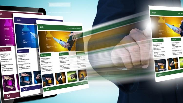 Professional Website Design + WordPress Website Development