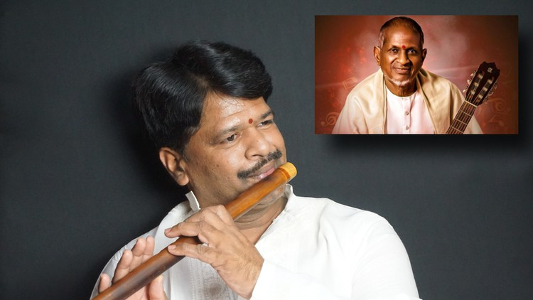 (2021) Learn Ilayaraja Tamil Hits On Carnatic Flute Vol : 1