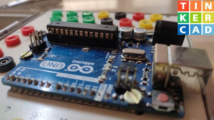 Hands-on Arduino using Online Platform