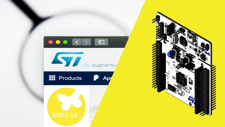 STM32L4 Bare-Metal Peripheral Drivers Development