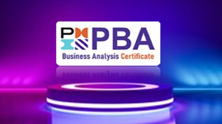 PMI-PBA Business Analyst Certification Practice Exam