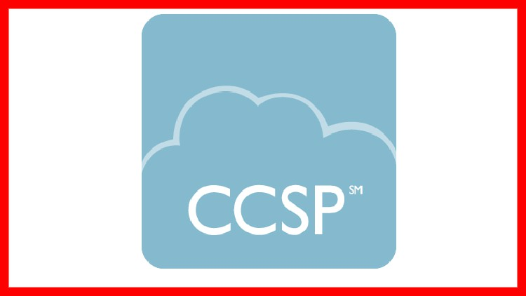 Certified Cloud Security Professional (CCSP) Prep test  2021 Coupon