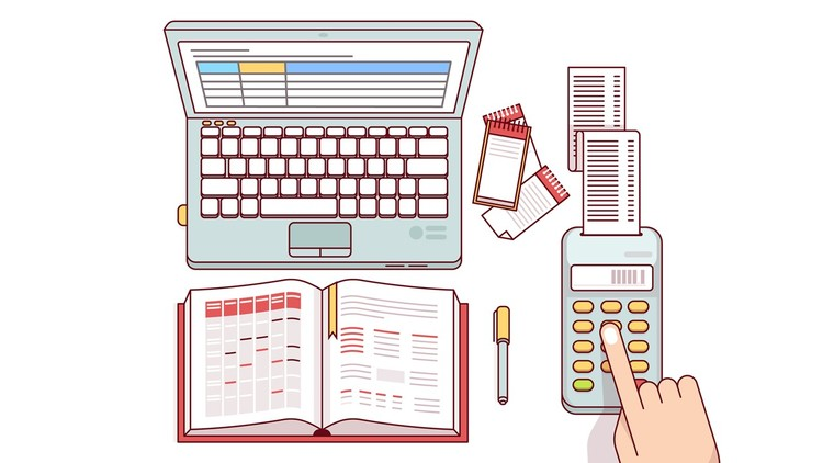 Accounting, Bookkeeping, & Financial Statements: Zero to Pro