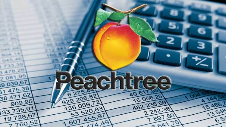 Peachtree Accounting By Sage – A Project Based Training 2021