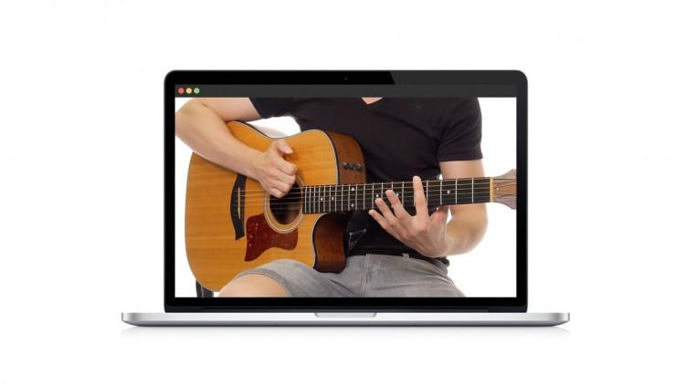 Percussive Fingerstyle Guitar