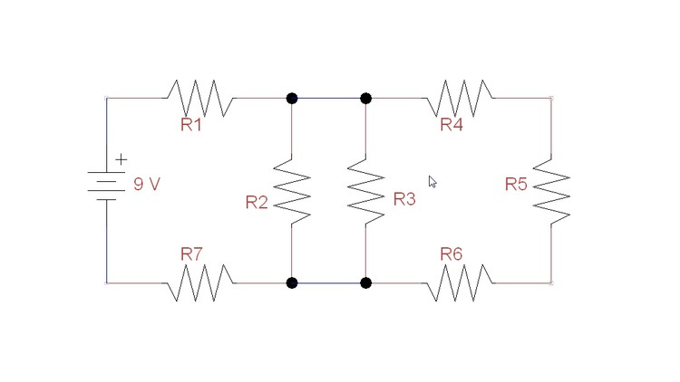 Udemy coupon: Electronics S1W8: Series-Parallel Resistor Combinations