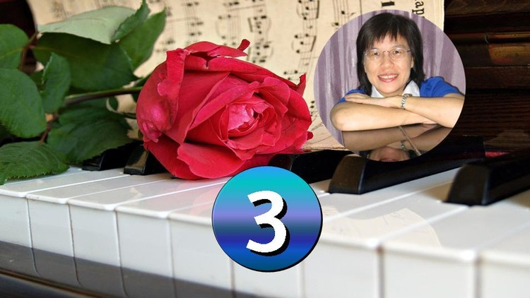 Play Piano 3: Improvise Chords to Enchanted Evening by Ear