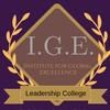 Imágen de I.G.E. Leadership College, Manuel Echeverría
